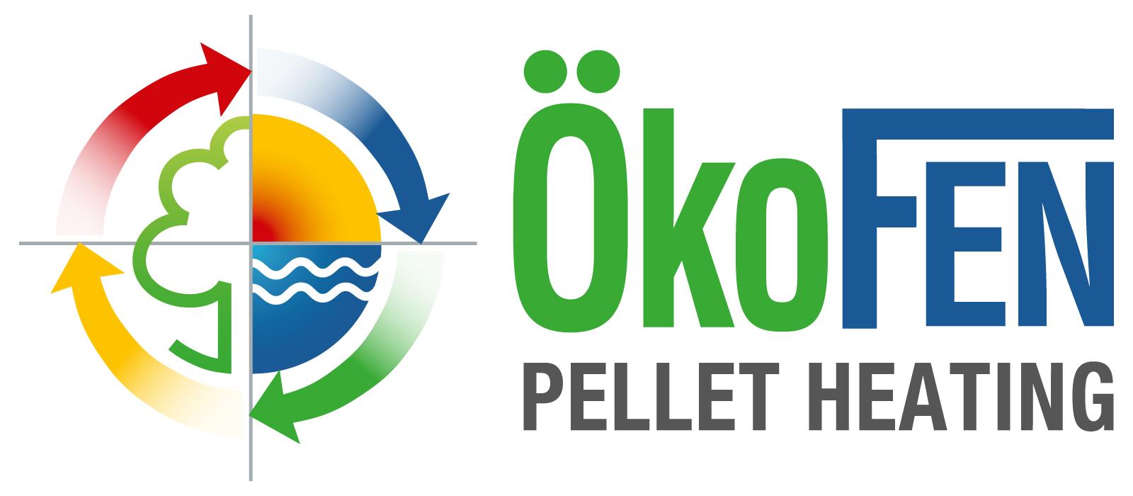 Oekofen logo en